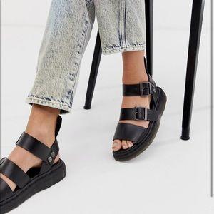 Dr. Martens Gryphon Leather Sandals